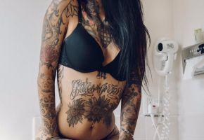 Model Jacky Luna