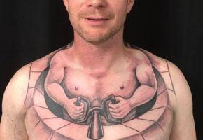 Das verrückte Tattoo des Monats