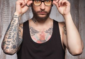 40 originelle Hipster-Tattoos