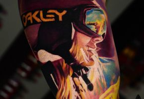 Killer Ink Tattoo presents: Damian Gorski