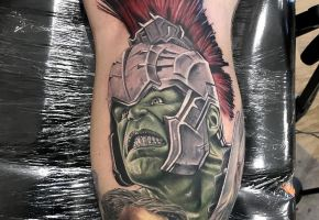 Killer Ink Tattoo presents: Chris Jones