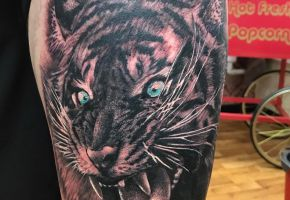 Killer Ink Tattoo presents: Chantale Coady
