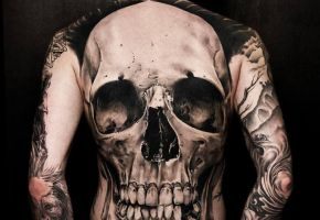Dark Grey Tattoo - Essen