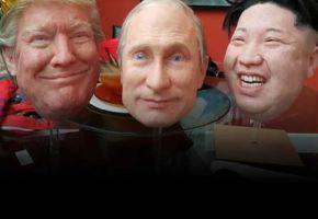 Die gruseligsten Halloween Masken der Welt