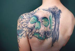 Dice Tattoo in Gorinchen