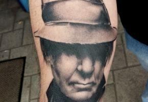 Lloyd Grobbelaar @ Andy Engel Tattoo