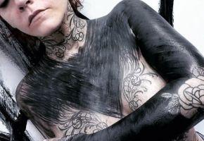 Die brutalsten Tattoos der Welt?
