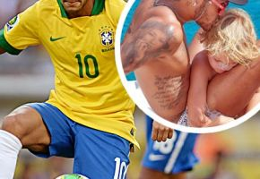 Die Tattoos von Neymar