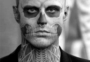 Zombie Boy Selbstmord