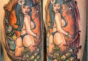 Joes Tattoo Art - Schweinfurt