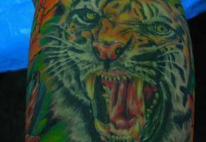 Remus Tattoo - Bexbach