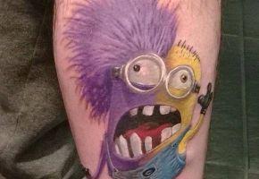Die verrücktesten Tattoos der Welt Part 01