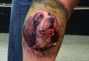 Hunde Tattoos Part 01