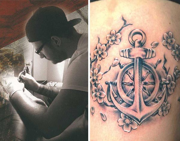 Anker Tattoo Spirit