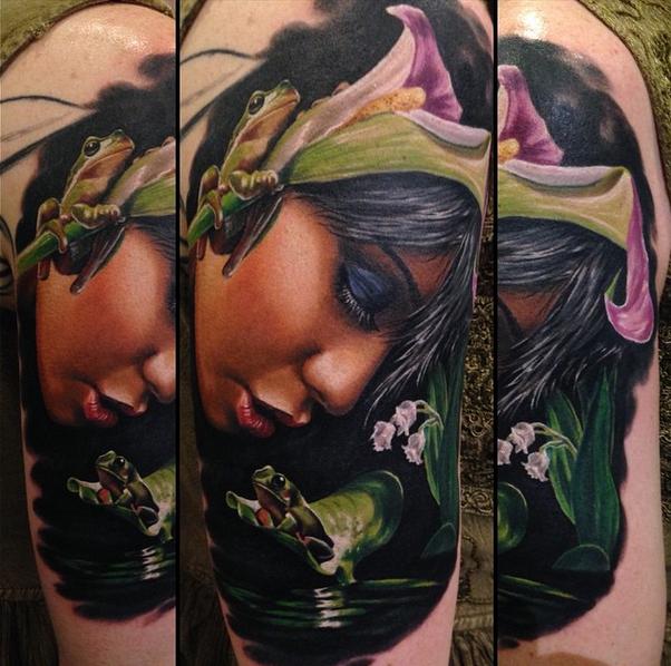 10 Tattoos mit Randy Engelhard – Tattoo Spirit