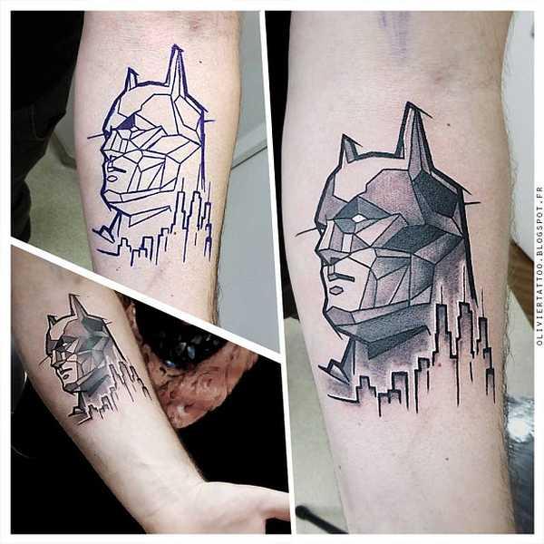 unsere coolsten batman tattoos � tattoo spirit