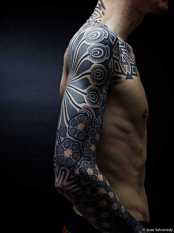 dotwork inspiration tattoo spirit. Black Bedroom Furniture Sets. Home Design Ideas