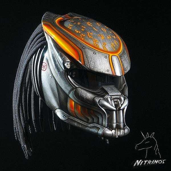 Helm Design 15 geniale helm designs für biker spirit