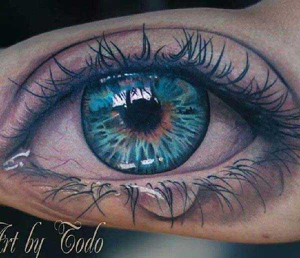 Eye Tattoos Designs Ideas And Meaning: Das Kann Ins Auge Gehen