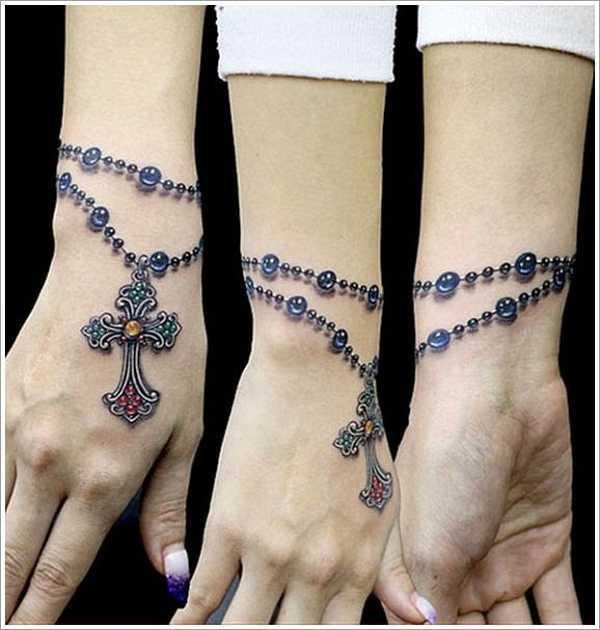 25 Tattoo Ideen Für Handgelenke Tattoo Spirit