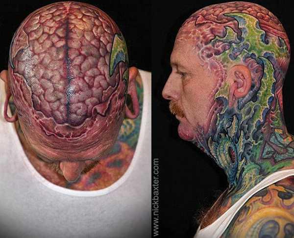 Omfg Anatomische Tattoos Tattoo Spirit