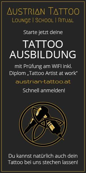Austrian Tattoo – Christian Pucher