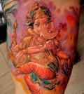 005-ganesha-tattoo-Dmitriy Samohin