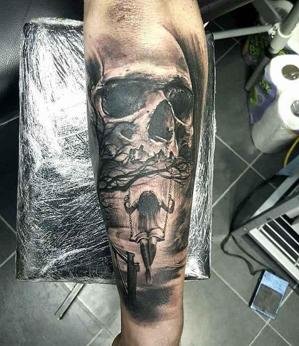 15 Wundervolle Schaukel Tattoos Tattoo Spirit