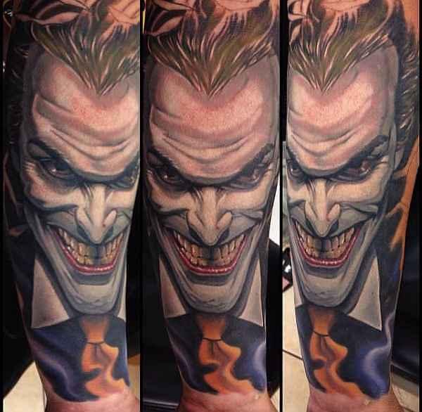 Casey-Anderson-Tattoos