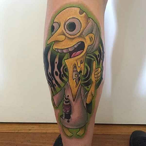 Mr-Burns-004-Jack Douglas