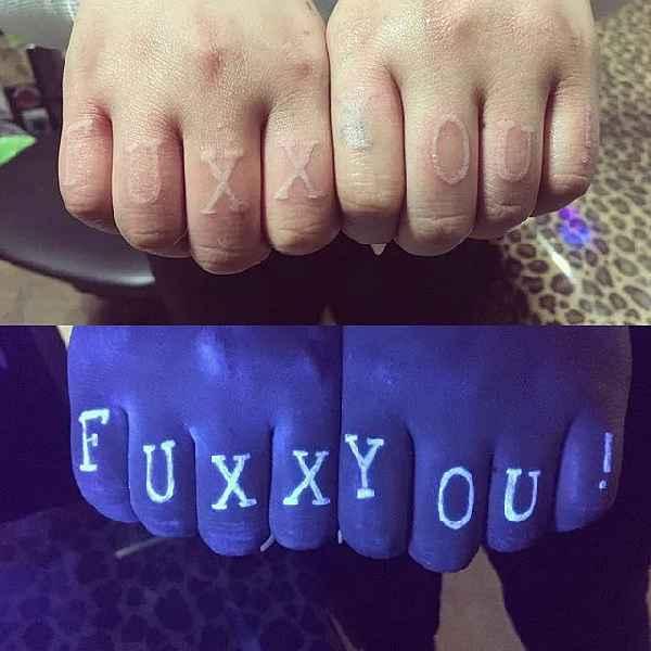 Uv Tattoos Tattoo Spirit