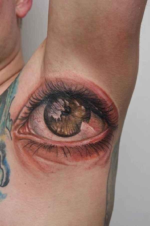 Schamlippen Tattoo