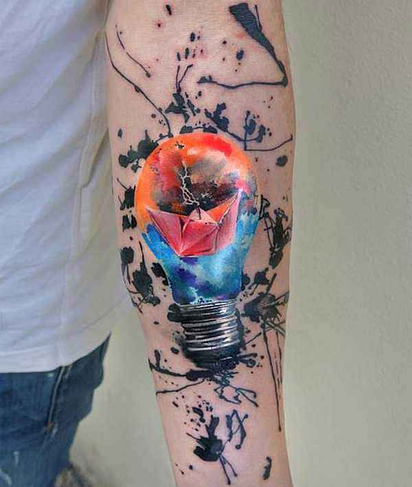 010-light-bulb-tattoo