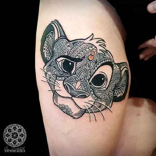 Geometrie Tattoos Mit Coen Mitchell Tattoo Spirit