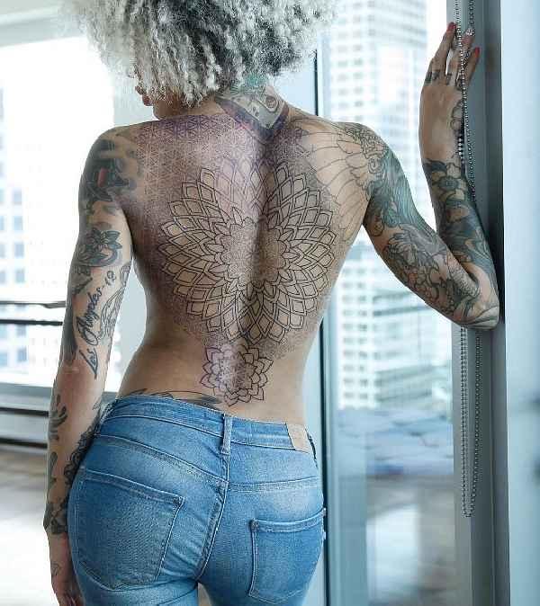 Corey Divine Tattoo 005