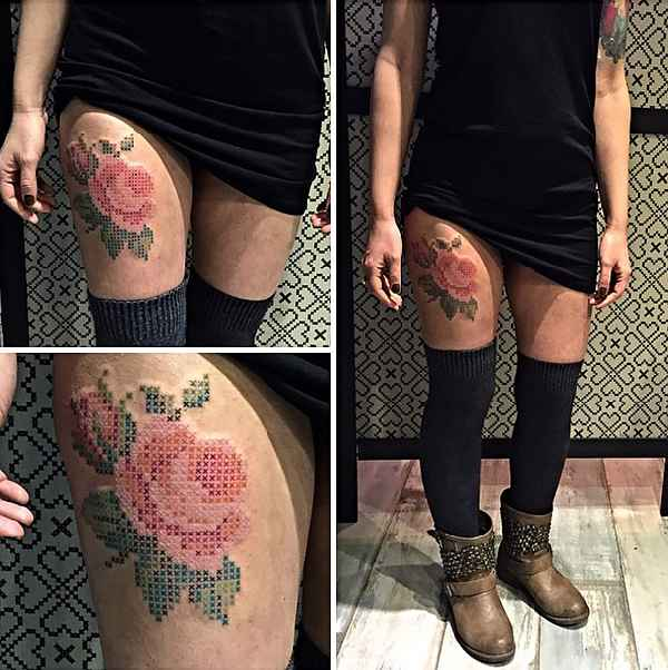 Cross-Stitch Tattoos Eva Krbdk 006