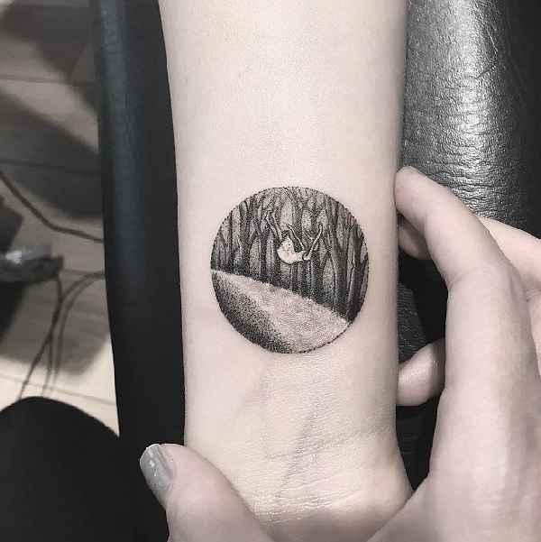 Eva Krbdk Tattoo Circles 003
