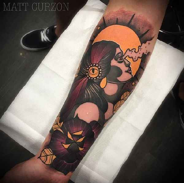 Matt Curzon Tattoos 003