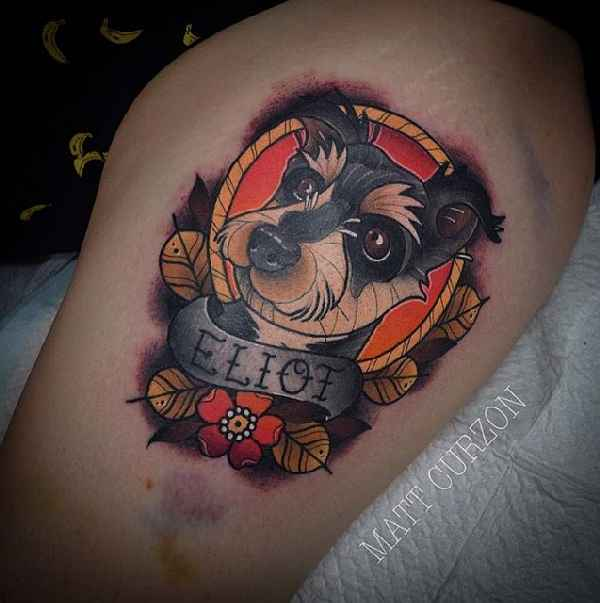 Matt Curzon Tattoos 011