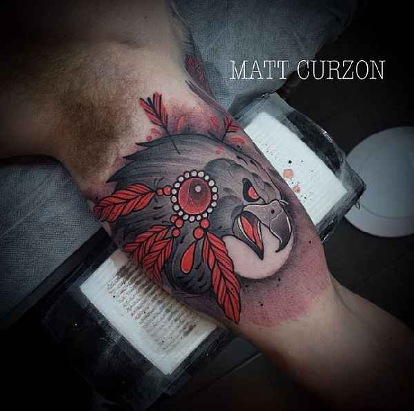 Matt Curzon Tattoos 012