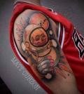 Matt Curzon Tattoos 013