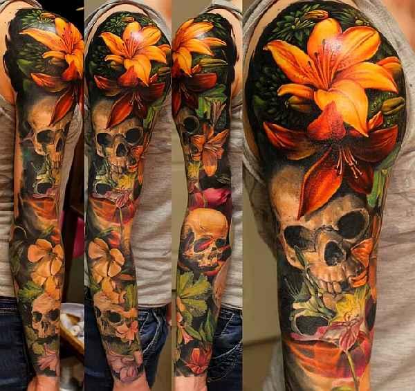 Nature-Sleeves-Tattoos-Ilya Fom001