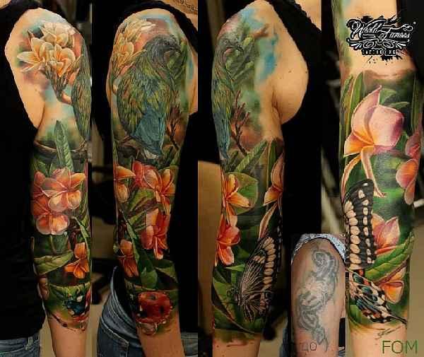 Nature-Sleeves-Tattoos-Ilya Fom002
