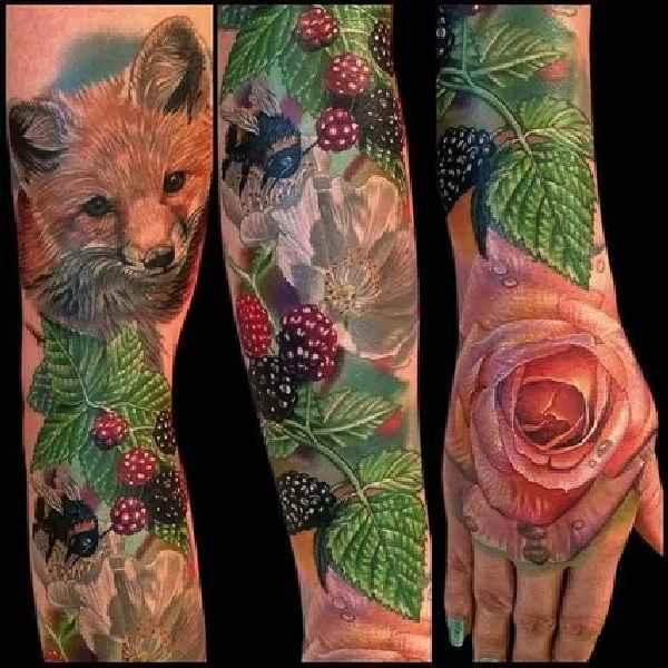 Nature-Sleeves-Tattoos-Phil Garcia