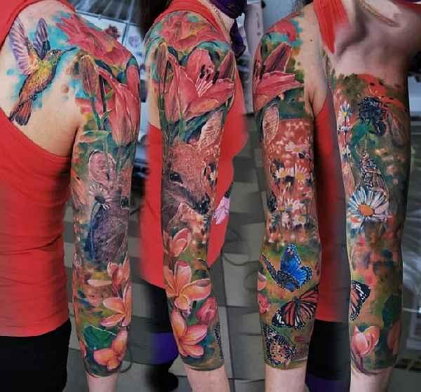Nature-Sleeves-Tattoos-Timur Lysenko