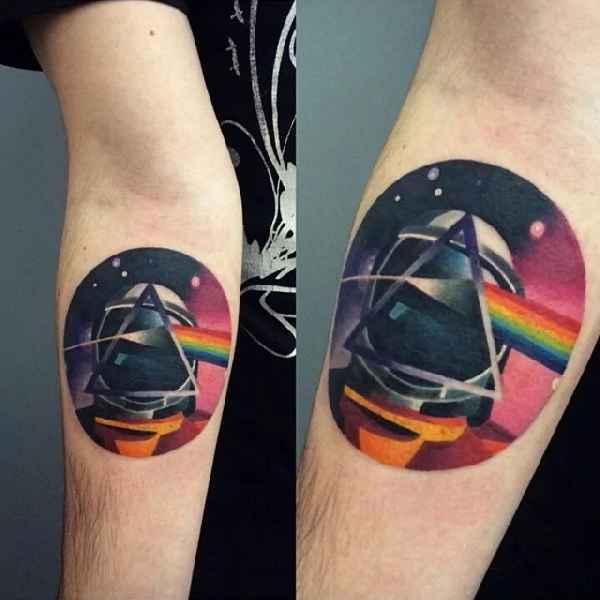 Pink-Floyd-dark-side-of-the-moon-tattoo-Sasha Unisex