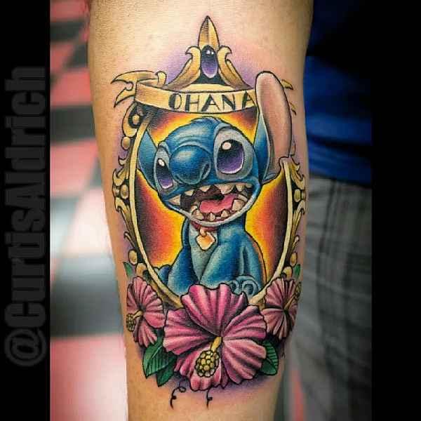 Tattoo-Motive-Gallery-Stitch-Curtis Aldrich