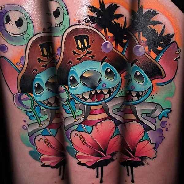 Tattoo-Motive-Gallery-Stitch-Lehel