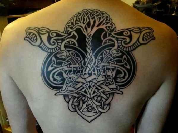keltische tattoo motive tattoo spirit. Black Bedroom Furniture Sets. Home Design Ideas