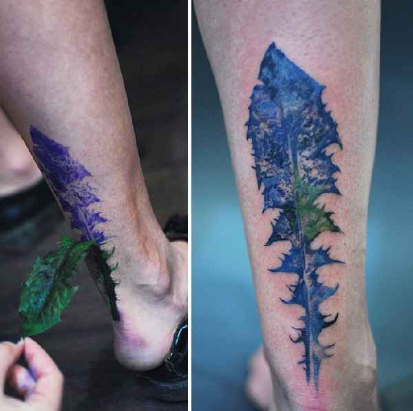 plant-tattoos-leaves-flora-botanical-rita-zolotukhina-09